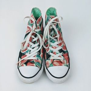 Converse All Star Watermelon Sneaker 3 Youth